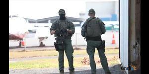 Ocupan millonario cargamento de narcóticos en Dorado