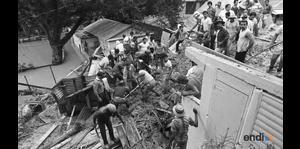 Fotos: Recordando el derrumbe de Mameyes