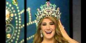 Eligen a la nueva Miss Venezuela