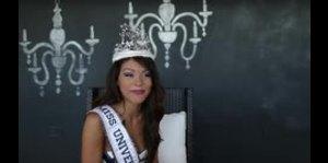 Entrevista a la Miss Puerto Rico Universe 2016