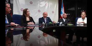 César Miranda reacciona a la decisión del caso Casellas