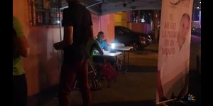 Escena nocturna contra el VIH en Puerto Rico