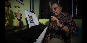 Pijuán Piñero habla de sus inicios en la música