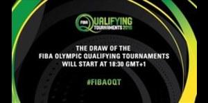 Sorteo de los torneos de repechaje olímpico de la FIBA