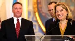 Carmen Yulín anuncia acuerdo de desarrollo económico para San Juan