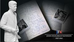 50 años despúes del asesinato de John F. Kennedy