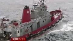 Ciclón ártico congela a EEUU y Canadá