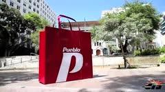 Pueblo abre sus puertas en Ciudadela
