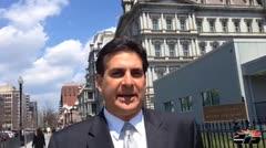 Eduardo Bhatia habla sobre reuni�n con la Casa Blanca