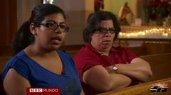 Una familia dividida por la deportación