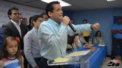 Radica candidatura para presidir el PNP