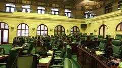 Listos en el Capitolio para el Mensaje de Estado