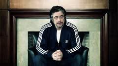 Benicio del Toro es parte de campaña contra violencia de género
