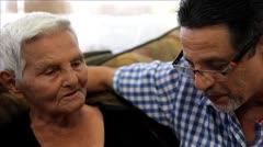 Silverio Pérez presenta a su madre