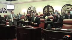 Senado confirma a C�sar Miranda como secretario de Justicia