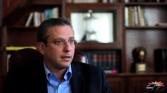 Alejandro Garc�a Padilla defiende sus decisiones