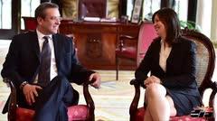 Gobernador anuncia nombramiento de Maite Orozno para el Supremo