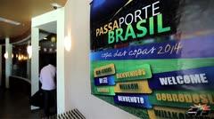 Un restaurante que existe solamente durante el Mundial