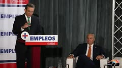 Garc�a Padilla alega que gener� m�s de 55,000 nuevos empleos