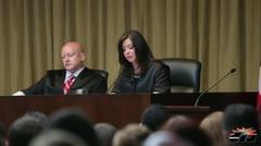 Maite Oronoz jura como jueza del Tribunal Supremo