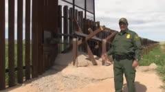 Patrulla Fronteriza en Arizona presume de tener la más segura de Estados Unidos