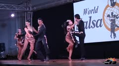 Finales del World Salsa Open 2014