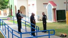 Riguroso el  proceso para ser guardia penal
