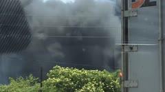 Fuego en la destilería Bacardí
