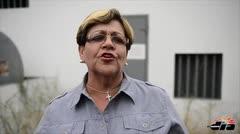 Alcaldesa de Ponce inspecciona bombas de agua