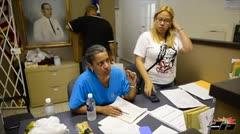 Decenas de refugiados en Ponce