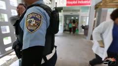 Atropellan a policía