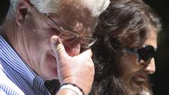 Triste el testimonio de los padres de James Foley