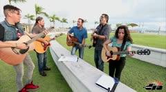La Banda Acústica Rodante muestra su armonía sonora