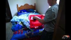 Necesitados de un ambiente seguro para su nieto