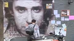 Cientos de seguirdores visitan clínica donde murió Cerati