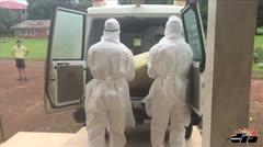 Mínimas las medidas de protección contra el ébola en Sierra Leona