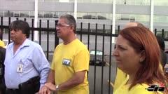 Protestan los gerenciales del CFSE