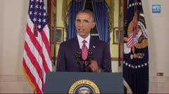 Obama amplía a Siria su campaña aérea para combatir al Estado Islámico
