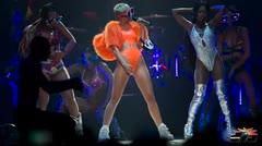 Miley Cyrus en Puerto Rico