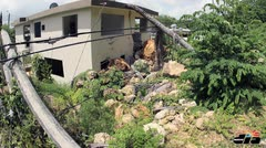 Recorrido con el DRNA por el mogote de Villa España
