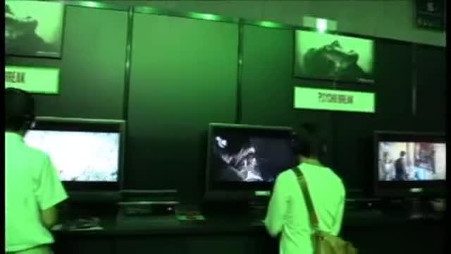 Zombis y sic�patas en Tokyo Game Show 2014