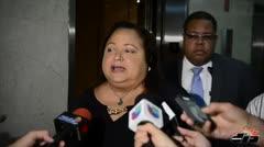 Melba Acosta no dejará su puesto