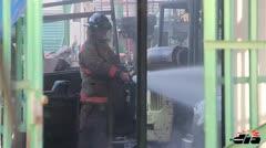 Incendio en gomera