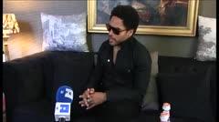 Lenny Kravitz lanza su nuevo disco Strut