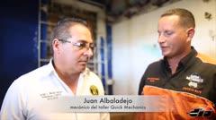 Operativo de DACO en talleres de mecánica