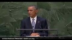 Obama advierte en la ONU de los riesgos del ébola y pide más medidas