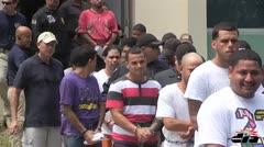30 arrestos en residencial Las Mesetas