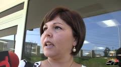 Causa para arresto contra madre imputada de amenazar a su hijo