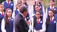 Gobernador elogia Coro de Niños de San Juan