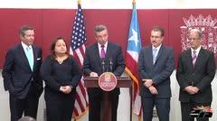 Gobernador anuncia cambio en su equipo económico